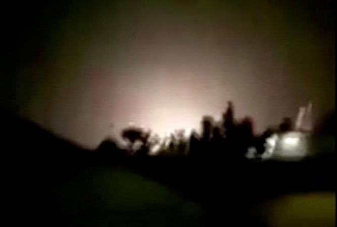 Iran attacks US forces