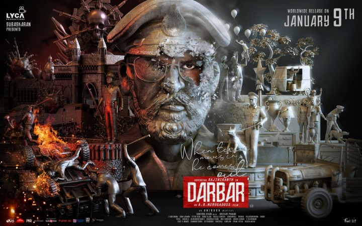 Darbar 1st Review