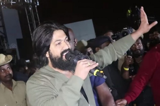 Here is a Dialogue from Yash's KGF 2