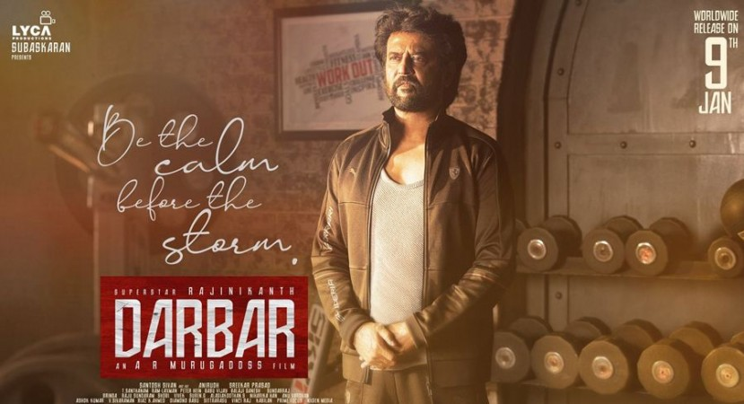 Darbar 1st Day Box Office Collection