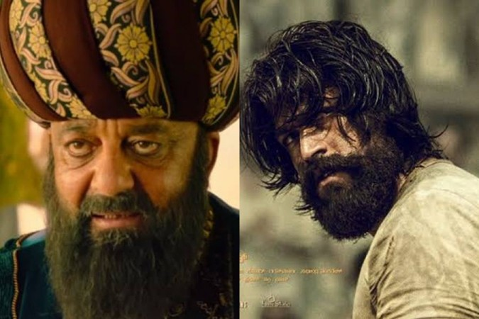 Sanjay Dutt Impressed with Yash's KGF