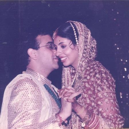 Nikhil Nanda, Shweta Bachchan