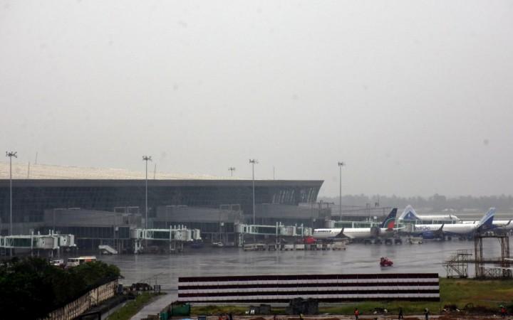 Netaji Subhash Chandra Bose airport
