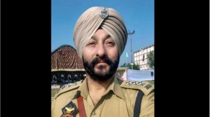 Dy. SP Davinder Singh