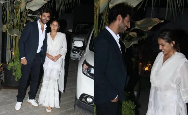 Saif Ali Khan and Kartik Aaryan