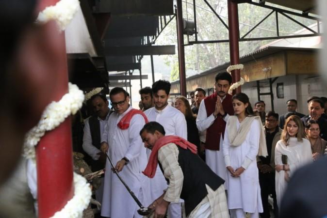 Ritu Nanda Funeral