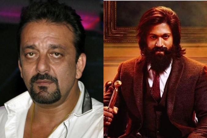 Sanjay Dutt and Yash