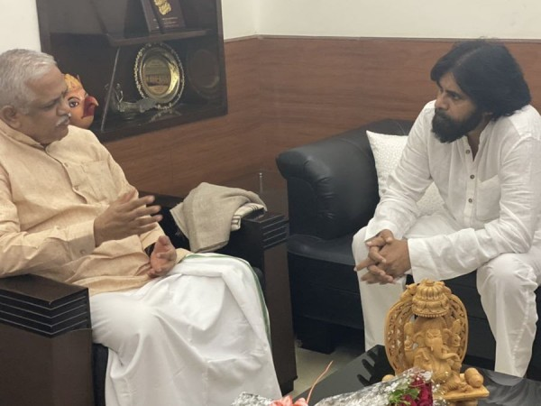 BL Santhosh in talks with Pawan Kalyan