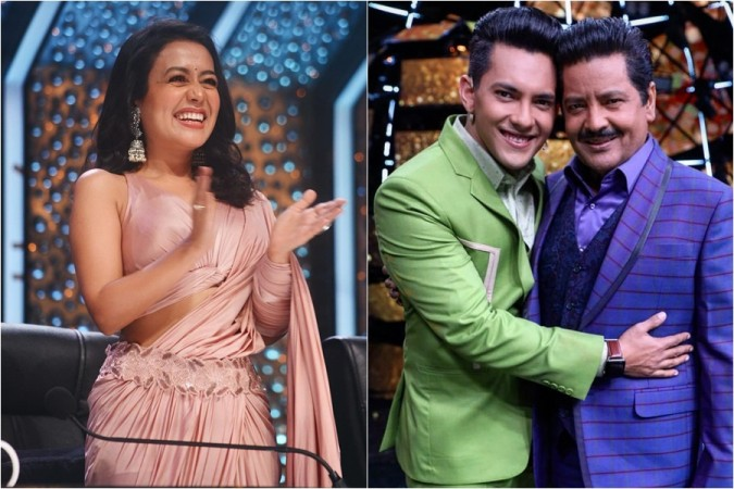 Ahead Of Wedding Neha Kakkar S Love Interest Aditya Narayan Throws Bachelor Party