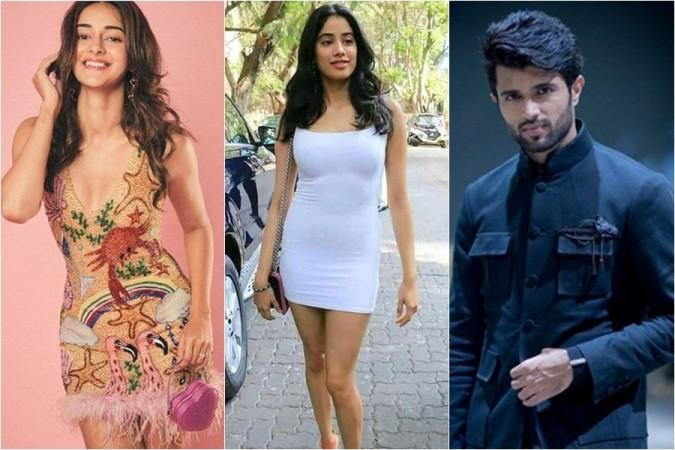 Ananya Panday to replace Jhanvi Kapoor in Vijay Devarakonda's next