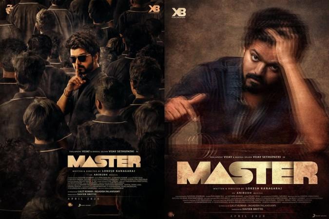 Vijay's Master Posters