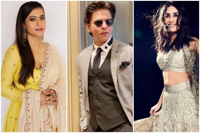 Kajol, Shah Rukh Khan, Kareena Kapoor Khan