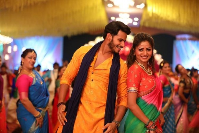 Nikhil Kumaraswamy and Rachita Ram