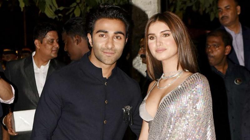Tara Sutaria and Adar Jain
