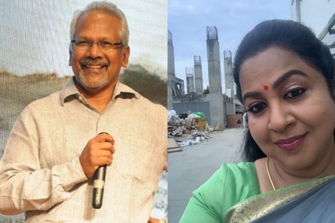 Mani Ratnam and Radikaa