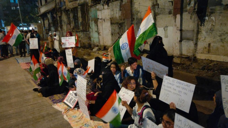 Mumbai CAA protests