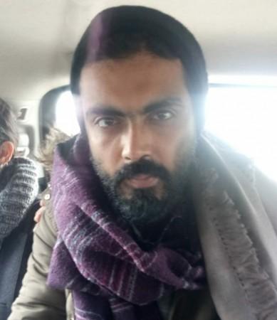 Sharjeel Imam arrested
