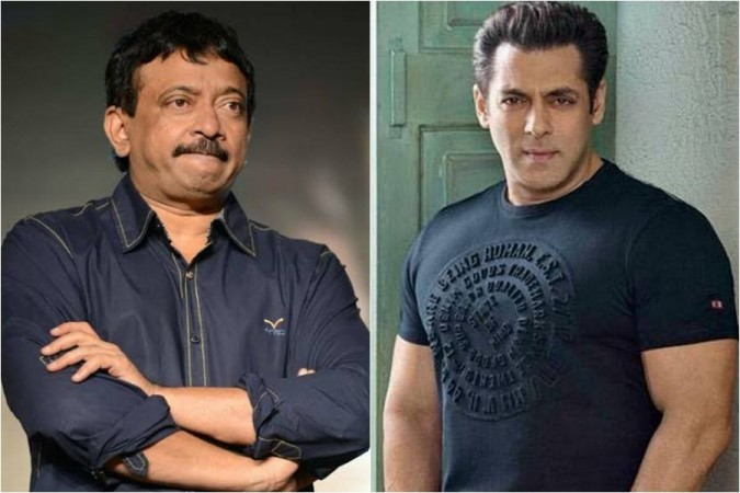 Ram Gopal Varma and Salman Khan