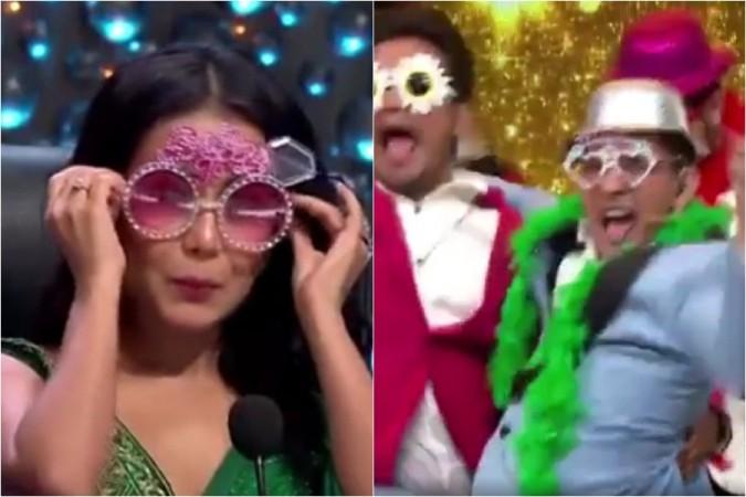Neha Kakkar, Aditya Narayan