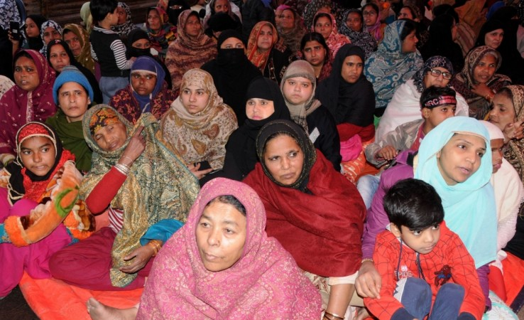 Shaheen Bagh protests