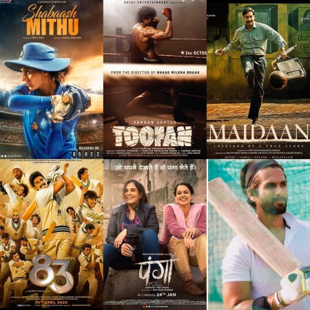 Sports films to look out for in 2020
