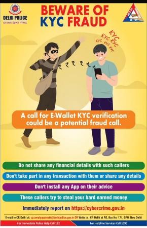 Beware of mobile wallets fraud