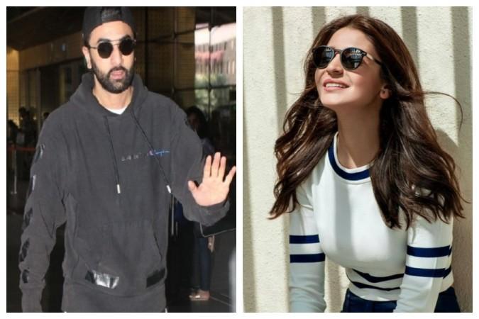 Ranbir Kapoor loses cool on Anushka Sharma