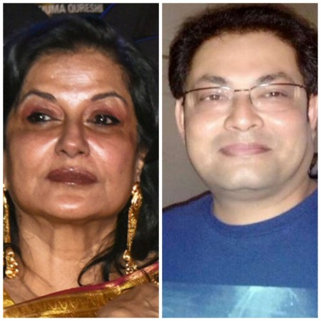 Moushmi Chatterjee and Dicky Sinha