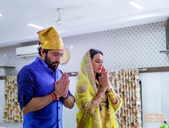 Kamya's engagement