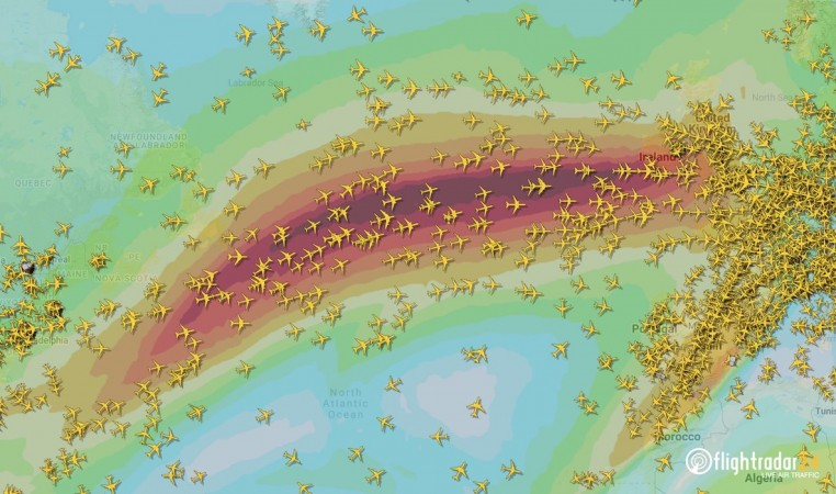 Storm Ciara's strong tailwinds help eastbound flights