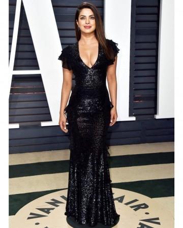 Priyanka Chopra's 2016 Oscar look