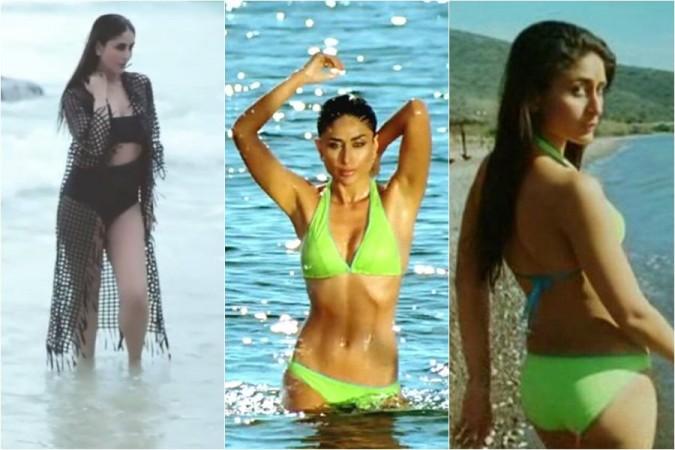 Kareena Kapoor in hot bikini