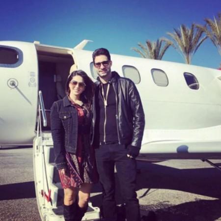 Sunny Leone's private jet