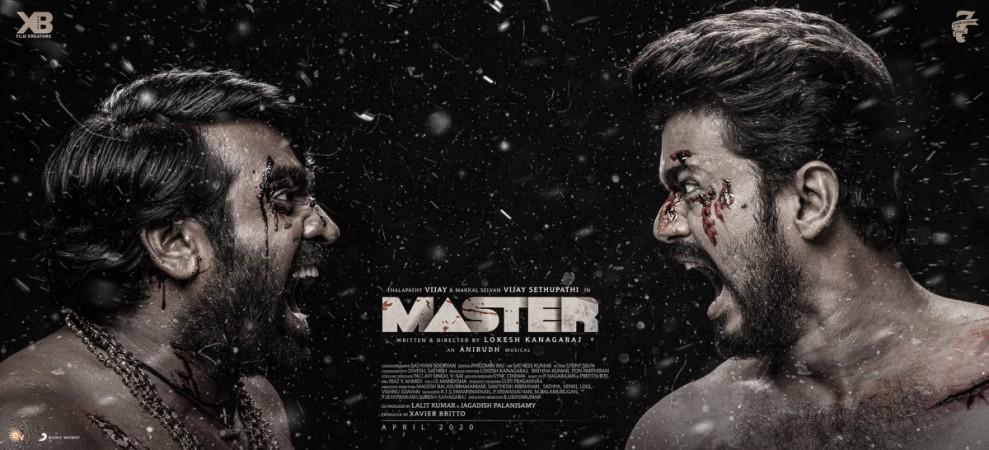 Vijay Sethupathi vs Vijay in Master