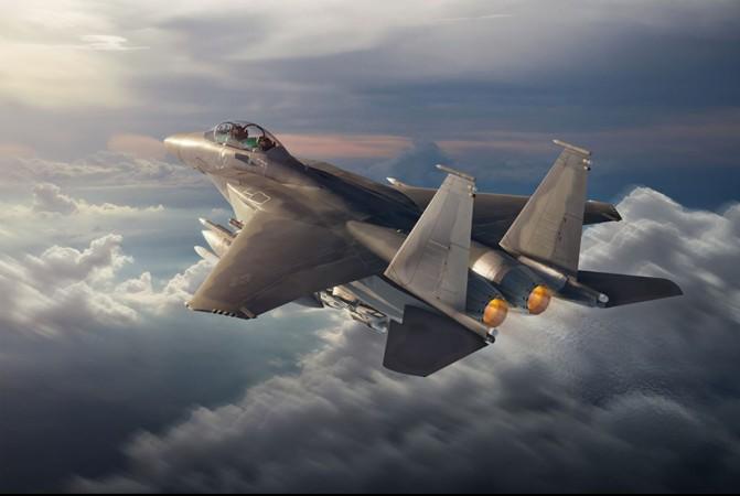 F-15EX Strike Eagle, Boeing