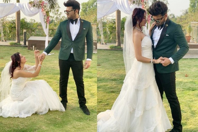 Paras and Mahira wedding pictures