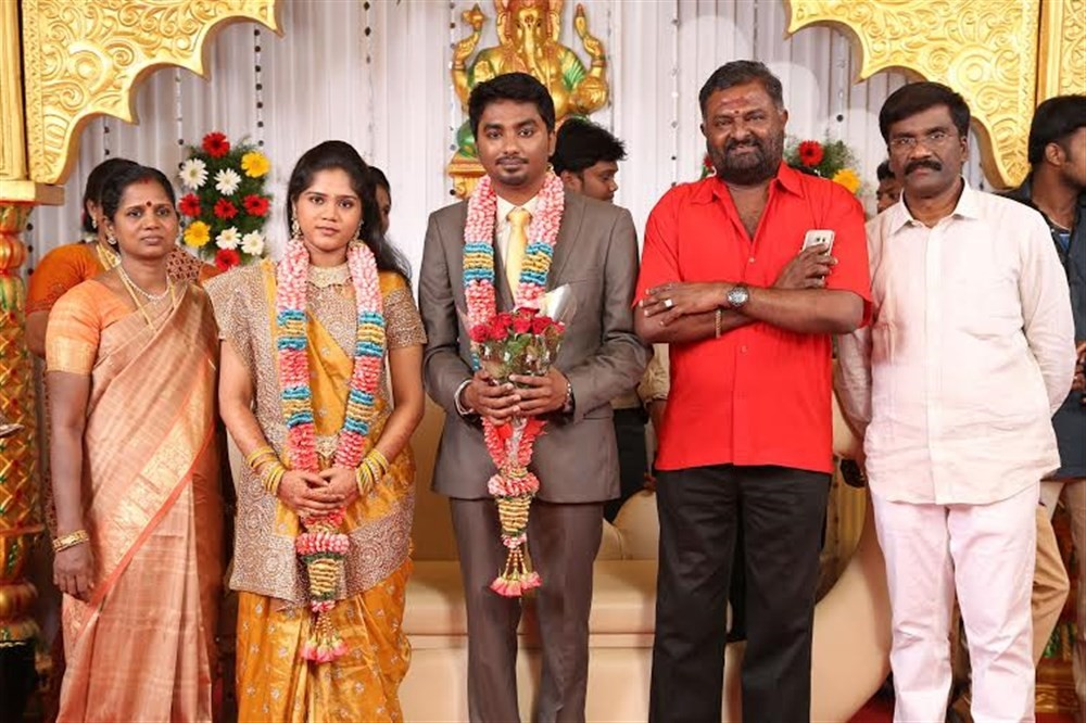 Cinematographer Priyan Daughter Wedding Reception,Priyan Daughter Wedding Reception,Cinematographer Priyan Daughter Wedding,Cinematographer Priyan Daughter Wedding  pics,Wedding Reception,Wedding Reception pics,Wedding Reception images,Wedding Reception p