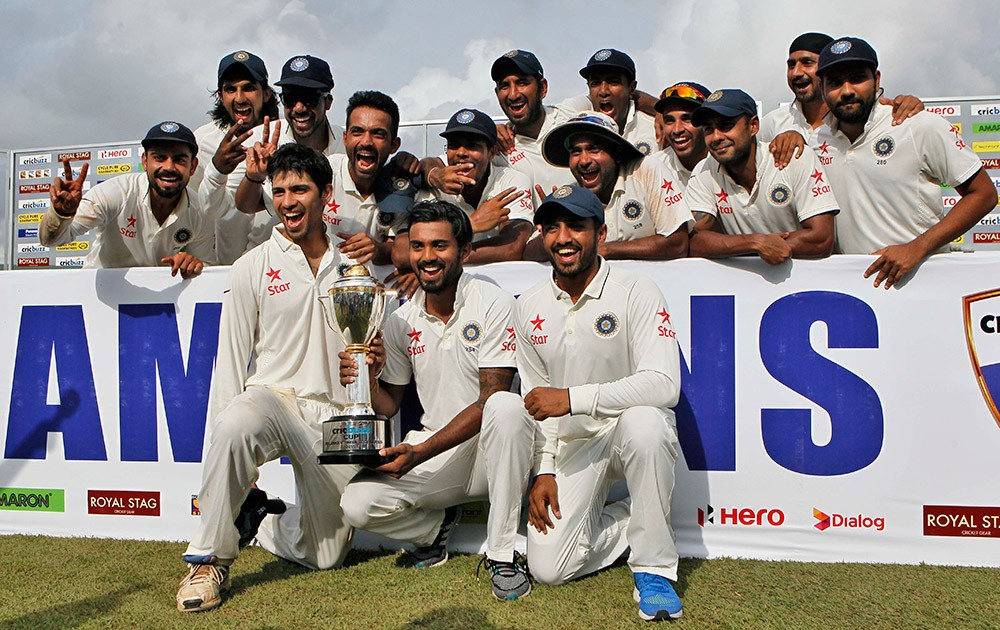 Virat Kohli,team india,India vs Sri Lanka,India vs Sri Lanka Test Series,India vs Sri Lanka 2015,India vs Sri Lanka 3rd Test,India to Historic Series Win