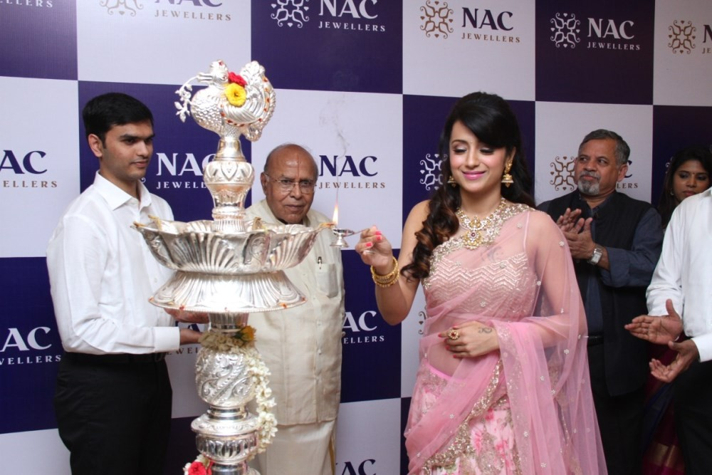 Trisha,Trisha launches NAC Jewellers in Perambur,NAC Jewellers in Perambur,NAC Jewellers,trisha krishan,actress trisha,trisha latest pics,trisha latest images,trisha latest photos,trisha latest pictures