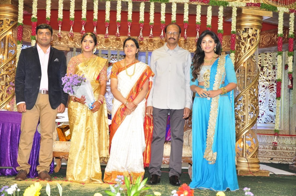 Siva Nageswara Rao Daughter Wedding Reception,SS Rajamouli,Rajendra Prasad,Gopichand,Anjali,Brahmanandam,Posani Krishna Murali,Jayasudha,Saikumar,Siva Nageswara Rao Daughter Wedding,Siva Nageswara Rao Daughter Wedding Reception pics,Siva Nageswara Rao Dau