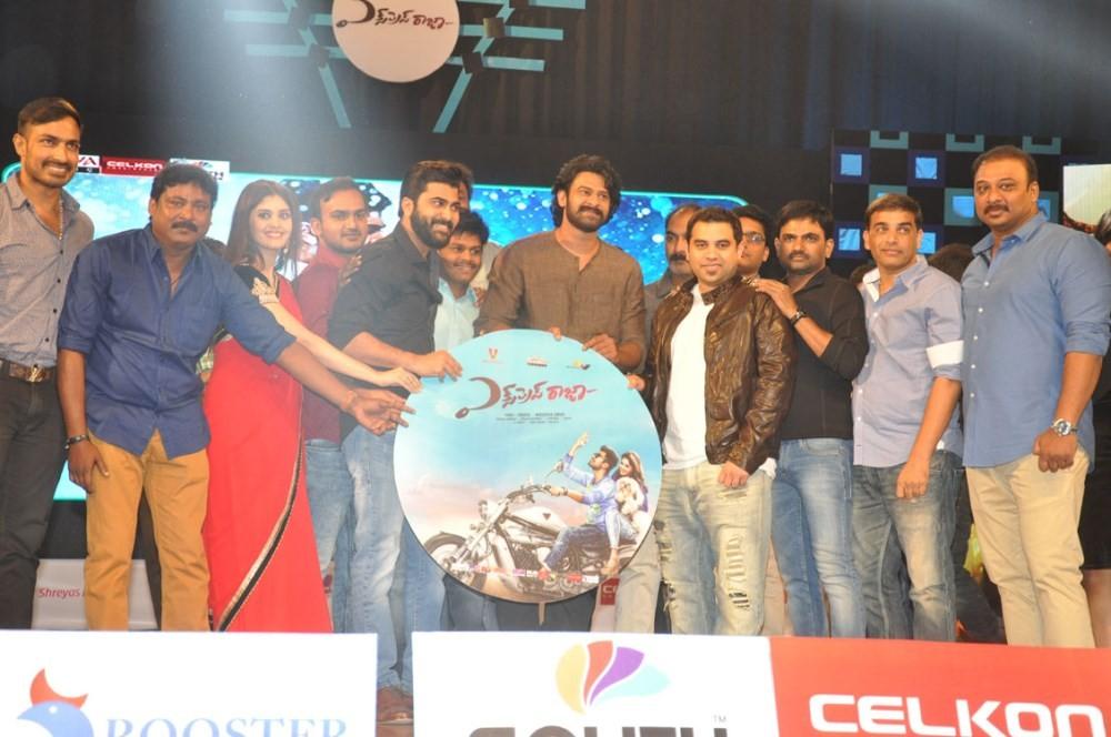 Prabhas,Express Raja audio launch,Express Raja,Sharwanand'