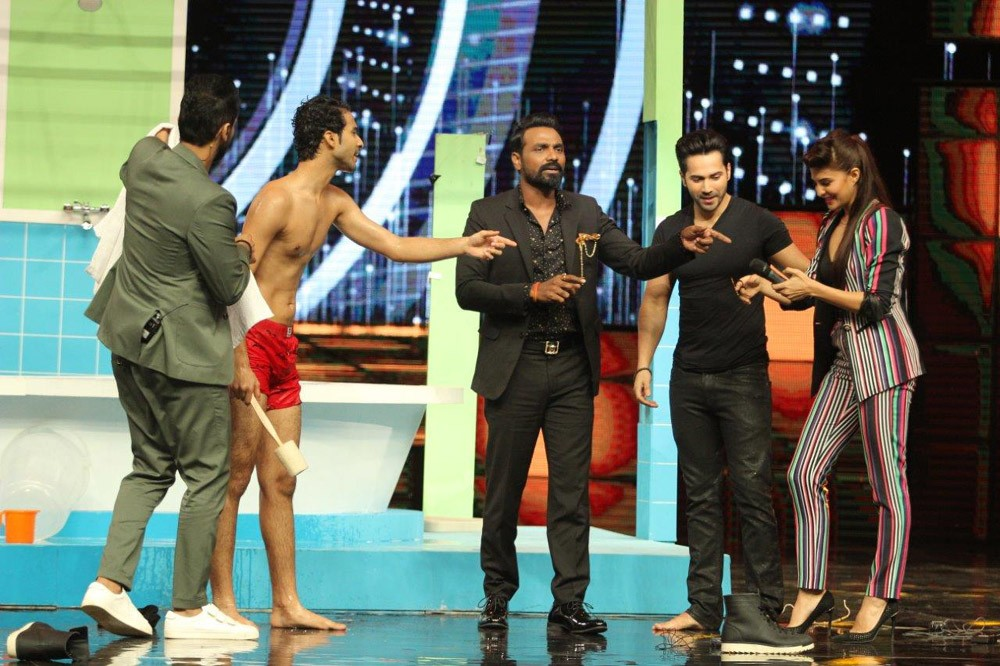 Varun Dhawan,ABCD 3,Dance+,Remo D'souza,Raghav Juyal,Dance +,A Flying Jatt,Jacqueline Fernandez,Jacqueline,Raghav