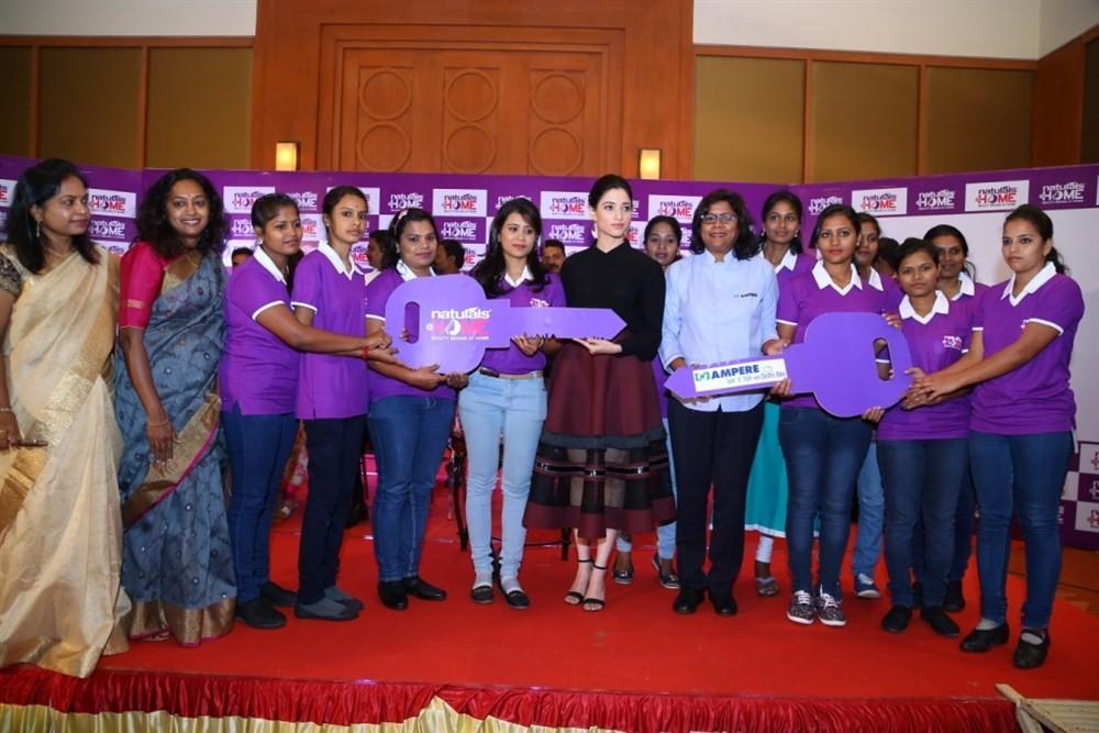 Tamannaah Bhatia,Tamannaah,actress Tamannaah,Tamannaah launches Naturals @Home,Naturals @Home,Tamannaah Bhatia latest pics,Tamannaah Bhatia latest images,Tamannaah Bhatia latest photos,Tamannaah Bhatia latest stills,Tamannaah Bhatia latest pictures