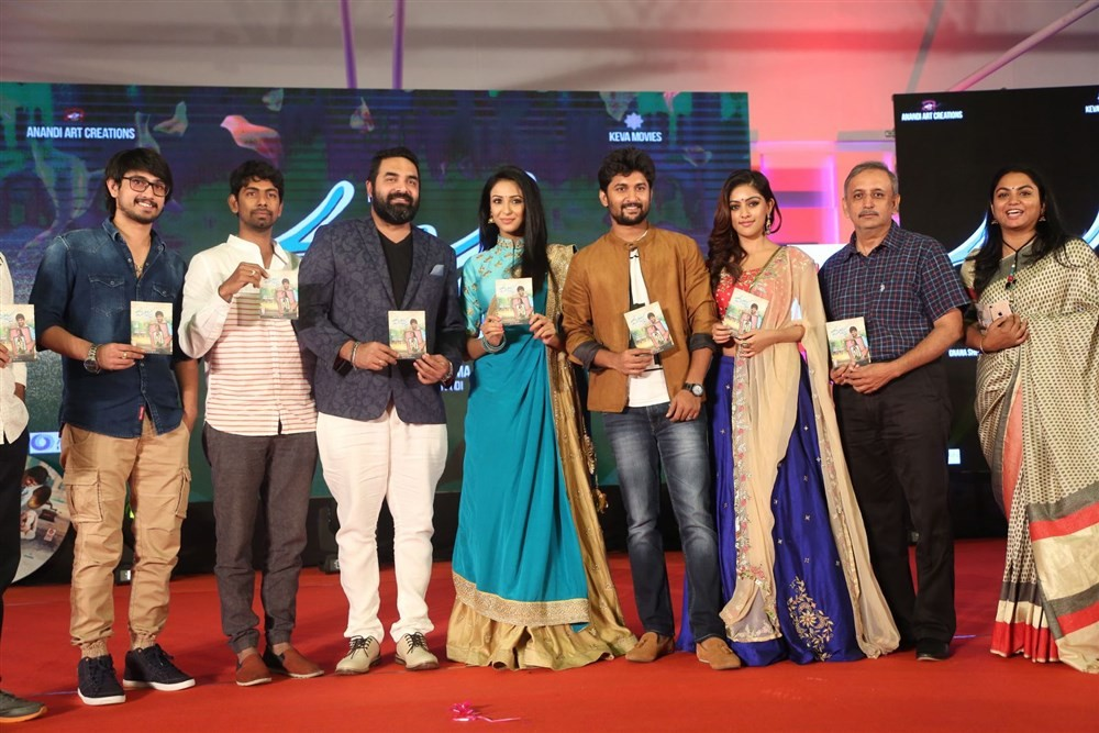Majnu audio launch,Majnu audio,Majnu,Majnu music launch,Majnu music,Nani,Anu Emmanuel,Priya Shri,Majnu audio launch pics,Majnu audio launch images,Majnu audio launch photos,Majnu audio launch stills,Majnu audio launch pictures