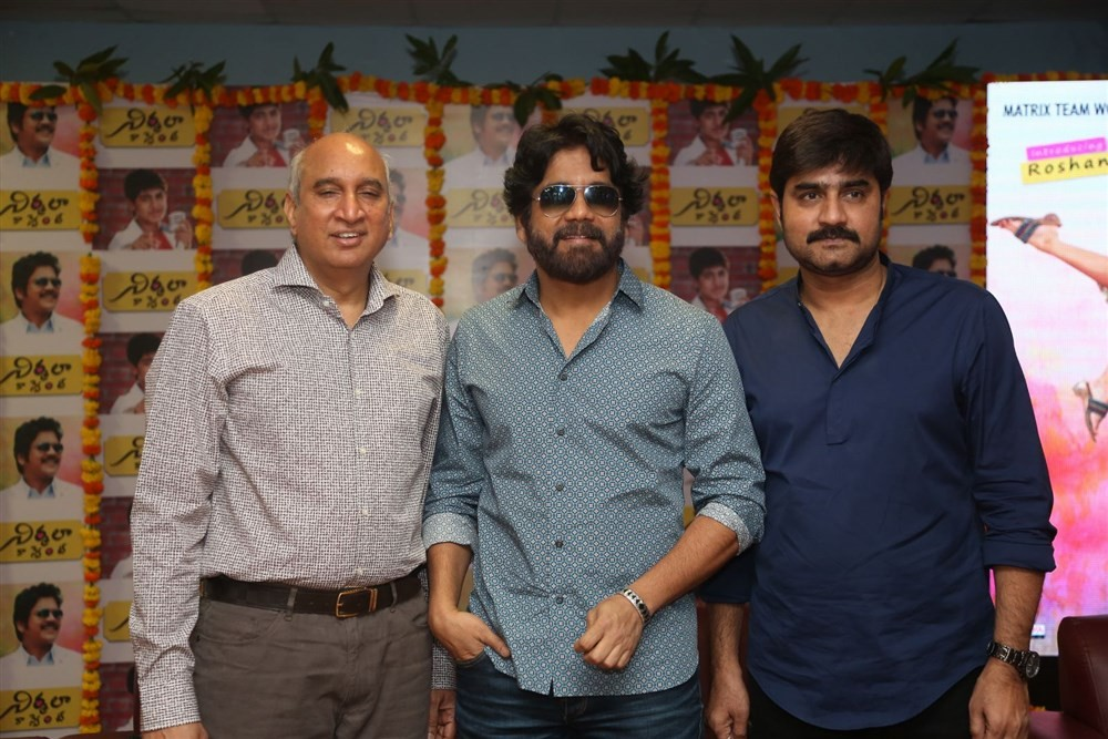 Nagarjuna,Srikanth,Nagarjuna Akkineni,Nirmala Convent Press Meet,Nirmala Convent,Nirmala Convent Press Meet pics,Nirmala Convent Press Meet images,Nirmala Convent Press Meet photos,Nirmala Convent Press Meet pictures