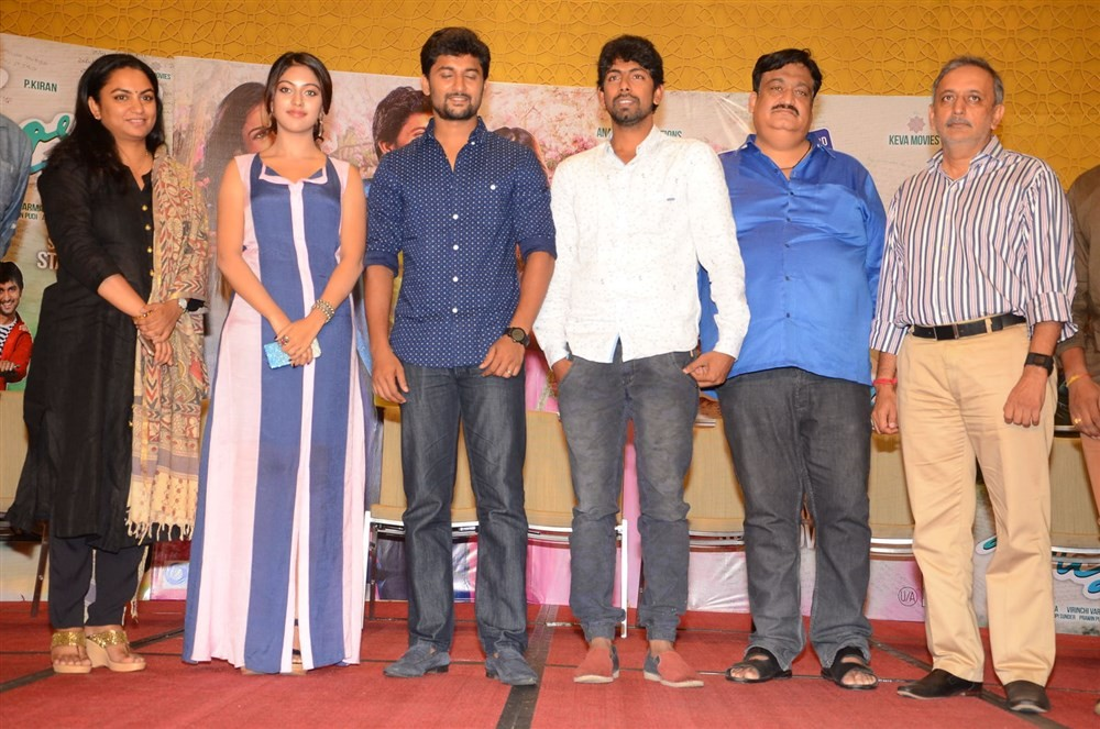 Nani,Anu Emmanuel,Majnu Audio Success Meet,Majnu Success Meet,Majnu Success Meet pics,Majnu Success Meet images,Majnu Success Meet photos,Majnu Success Meet stills,Majnu Success Meet pictures