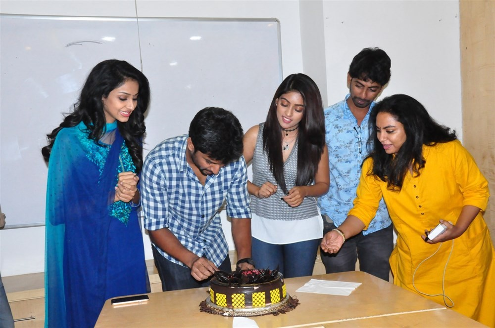 Nani,Anu Emmanuel,Majnu,Majnu movie promotions,Nani and Anu Emmanuel,Nani at Radio Mirchi,Anu Emmanuel at Radio Mirchi,Majnu promotions,Majnu promotions pics,Majnu promotions images,Majnu promotions photos,Majnu promotions stills,Majnu promotions pictures
