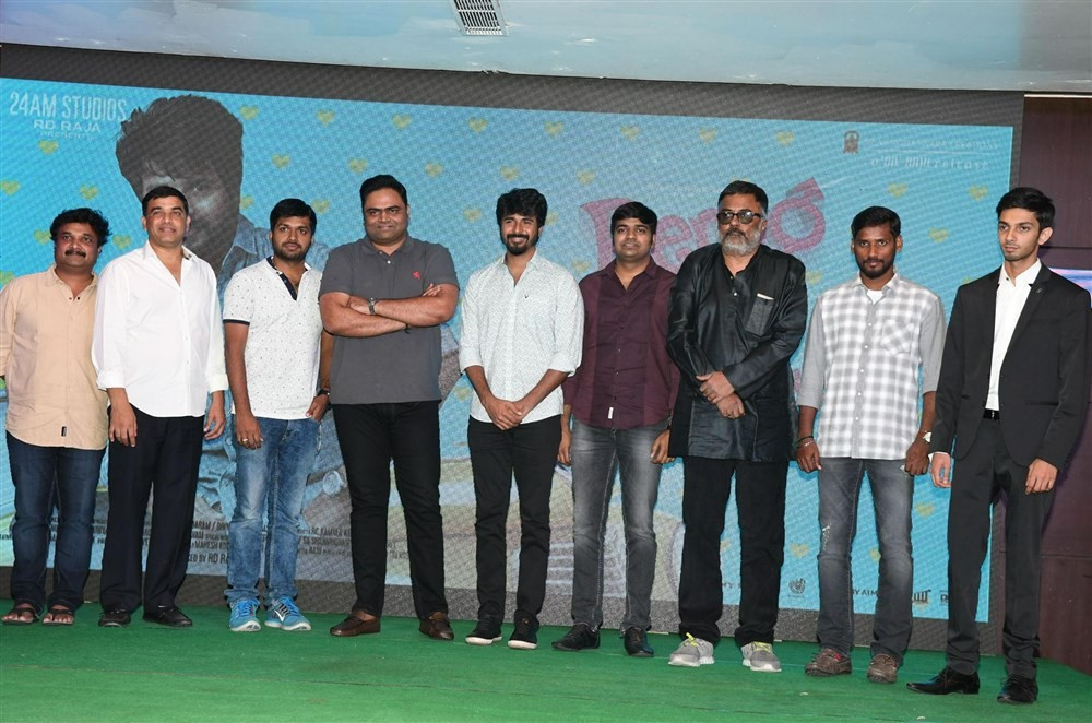 Sivakarthikeyan,Anirudh,Sathish,Anirudh Ravichander,Remo Telugu Movie First Look Launch,Remo First Look Launch,Remo First Look Launch pics,Remo First Look Launch images,Remo First Look Launch photos,Remo First Look Launch stills,Remo First Look Launch pic