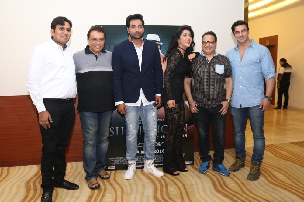 Ishq Junoon Song launch,Ishq Junoon Song,Rajbiir,Divya Singh,Akshay Rangshahi,Kabhi Yun Bhi,Kabhi Yun Bhi song,Kabhi Yun Bhi song launch