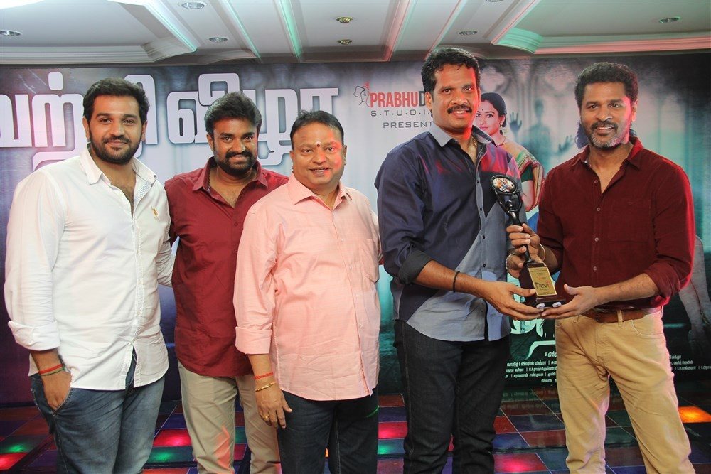 Devi Success Meet,Devi movie Success Meet,Prabhu Deva,Tamannaah,Vishal,Jayam Ravi,Karthi,Director Vijay,Anthony,RJ Balaji,Manush Nandan,Ishari K. Ganesh,R Parthiban,Lissy,Sathish